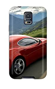 Alfa Romeo 8c Wallpaper Case Compatible With Galaxy S5/ Hot Protection Case