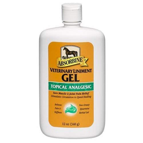 Gel Absorbine (Absorbine Vet Liniment Gel 12 oz. by)