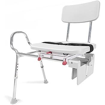 Amazon Com Roscoe Medical 30012 Sliding Transfer Bench