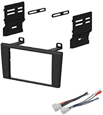 [DIAGRAM_38IU]  Amazon.com: Car Stereo Dash Install Mount Kit and Wire Harness for  Installing an Aftermarket Double Din Radio for 2002-2003 Ford Thunderbird  and 2000-2002 Lincoln LS: Car Electronics   2002 Thunderbird Wiring Harness      Amazon.com