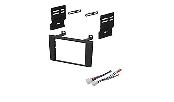 [DIAGRAM_5LK]  Amazon.com: Car Stereo Dash Install Mount Kit and Wire Harness for  Installing an Aftermarket Double Din Radio for 2002-2003 Ford Thunderbird  and 2000-2002 Lincoln LS: Car Electronics   2002 Thunderbird Wiring Harness      Amazon.com