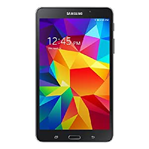 "Samsung Galaxy Tab 4 - Tablet de 7"" (WiFi + Bluetooth, 8 GB, 1.5 GB RAM, Android 4.4 Kit Kat), negro [importado]"