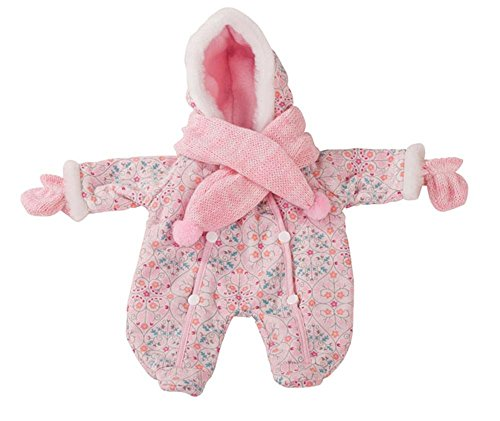 Gotz Winter Snow Suit with Scarf and Mittens for 16.5