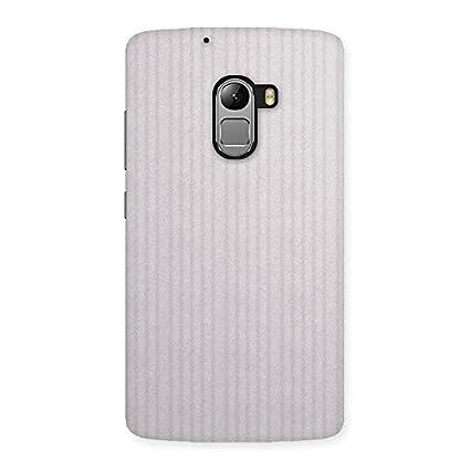 Neo World Minimal Grey Wallpaper Back Case Cover for Lenovo K4 Note | Lenovo K4 Note