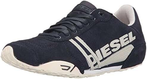Diesel Men's Harold Solar Suede Fashion Sneaker