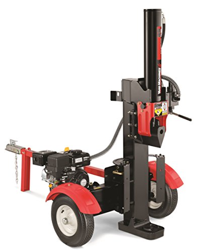 yard machine 21 ton log splitter
