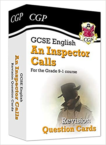 Amazon com: New Grade 9-1 GCSE English - An Inspector Calls