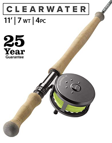 Orvis Clearwater 7-Weight 11' Fly Rod ()