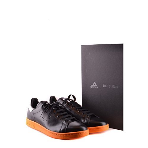 BB2647RAFSIMONSSTANSMITH Adidas Sneakers Men Leather Black Black TZk4TzbHc