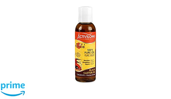 Activilong Actiforce 100% aceite puro de ricino, 60 ml: Amazon.es: Belleza