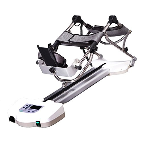 Zinnor Leg Extension Exercise Machine, Lower Joint Ankle Continuous Passive Leg Exercise Motion Machines Rehabilitation Device
