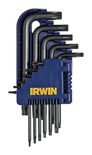Arm Torx - Irwin Tools 2001396 Short Arm Torx Set (11 Piece)