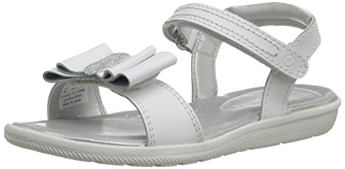 Stride Rite Meena Sandal (Toddler/Little Kid) - White - 1...