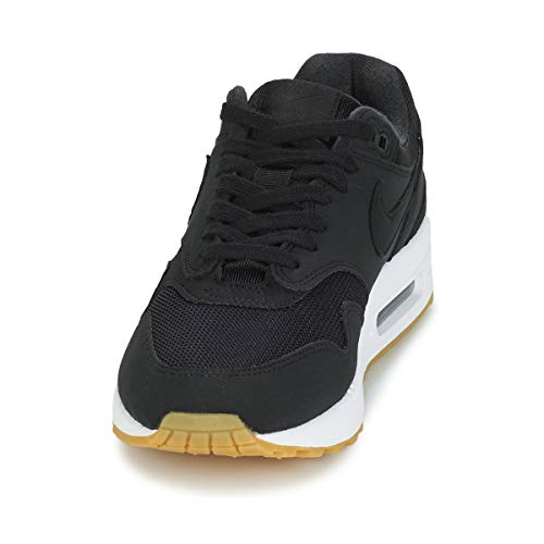 black black Max Nike Zapatillas Mujer Para 037 1 De Negro gum Brown Air Wmns Running Light 1FPFv