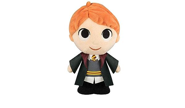 Funko Harry Potter - SUPERCUTE Plush Ron: Amazon.es: Juguetes ...
