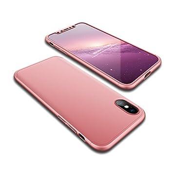 coque iphone x 360 degres