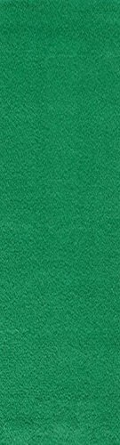 amazon com bright house solid forest green color custom size runner