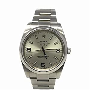 Rolex Oyster Perpetual Swiss-Automatic Male Watch 114200 (Certified Pre-Owned)