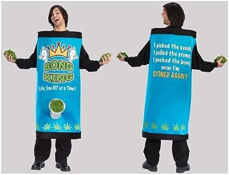 Bong King de hombre adulto disfraz de Halloween Talla única # 5451 ...