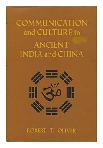 Communication and culture in ancient india and china robert t communication and culture in ancient india and china robert t oliver 9780815600824 amazon books publicscrutiny Images