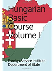 Hungarian Basic Course Volume I