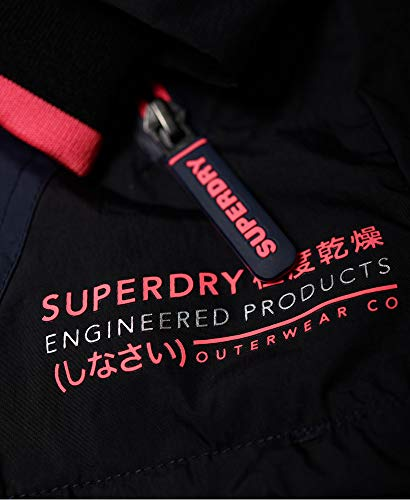 Para Pink Candy Mujer Chaqueta Superdry xfWUP5x