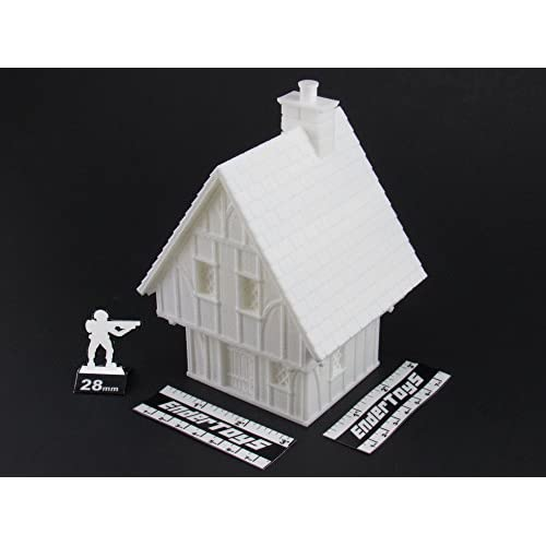 50%OFF EnderToys Cottage Bundle, Terrain Scenery for