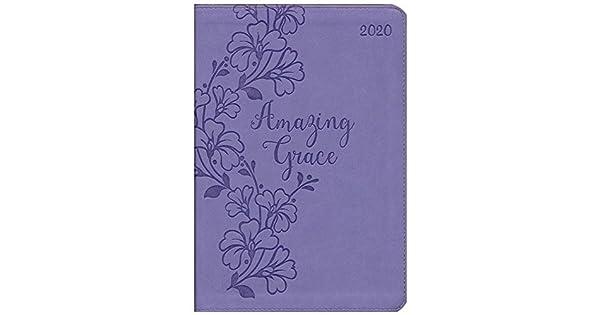 Amazon.com: 2020 Amazing Grace - Planificador ejecutivo con ...