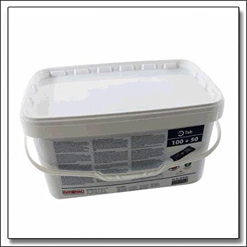 Rational Cooking Systems 56.00.562 CARE TAB FOR ALL SELFCOOKINGCENTER UNITS WITH EFFICIENT CARECONTROL 150 TABS