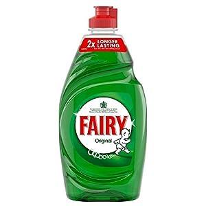 Fairy Original Washing Up Liquid (433ml) - Pack of 6
