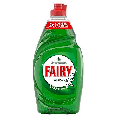 fairy dishwashing liquid - 1