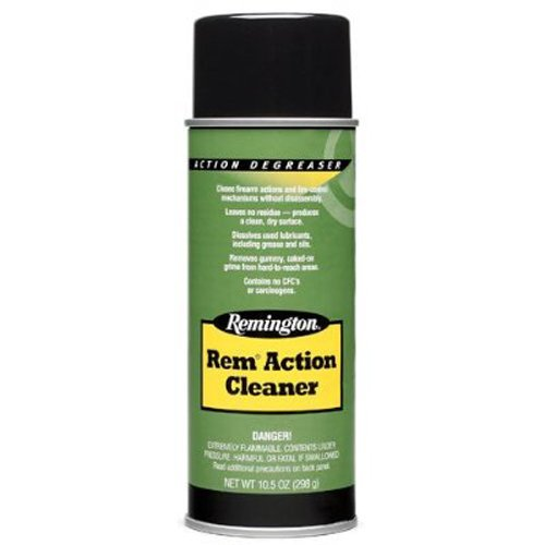 Remington Rem Action Aerosol Cleaner