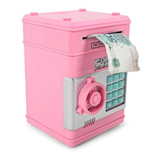 1PC ATM Password Money Box, LtrottedJ Electronic Pig