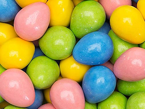 Reese's Peanut Butter Snack Candy (REESE'S PIECES EGGS, Reese's Pieces Eggs 2 Pound Bulk) -