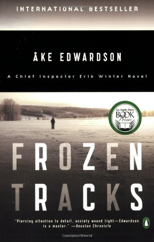 Book cover for Frozen Tracks