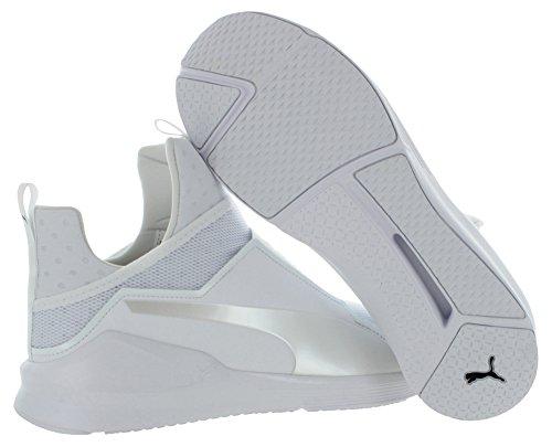 Puma Mens Fierce Core Running Shoes (13 D(M) US, White)