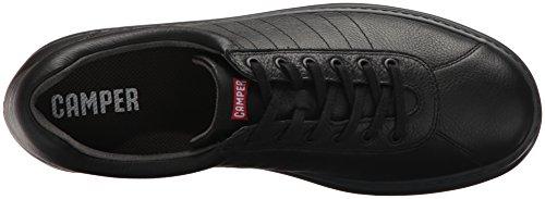 CAMPER Herren Runner Four Sneaker Schwarz (Black)