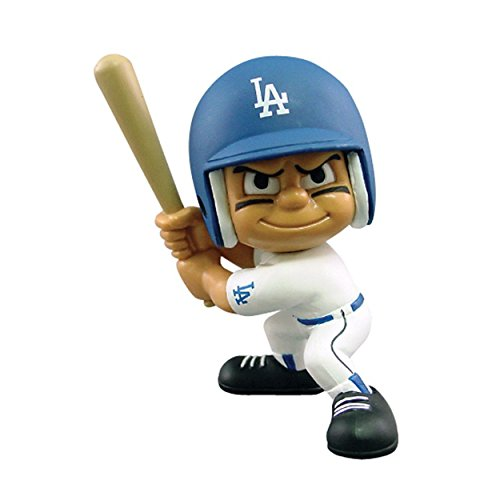 Party Animal Toys Lil' Teammates Los Angeles Dodgers Batter MLB Figurines -