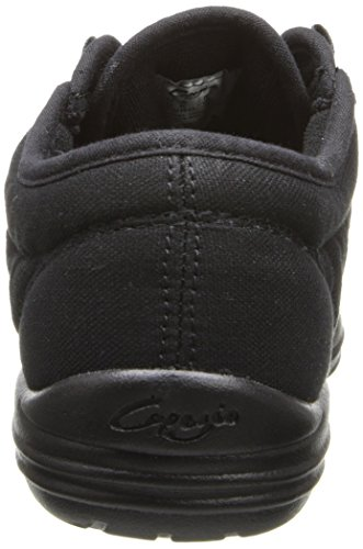 Sneaker Capezio Capezio Sneaker Noir Canvas Dance Canvas Dance OZBTqrOwxa