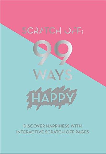 Books : Scratch Off: 99 Ways Happy