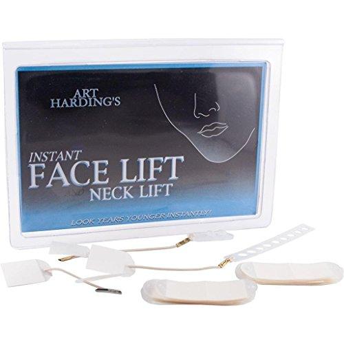 Art Harding's Instant Face and Neck Lift, Light -