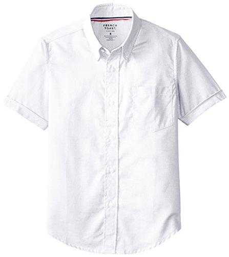 Short Sleeve Uniform Shirt - 1