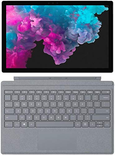 "Newest Microsoft Surface Pro 6 12.3"" (2736x1824) PixelSense 267 PPI 10-Point Touch..."