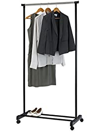 portable clothing hanging