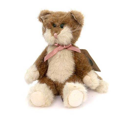 (BOYDS BEARS PLUSH Browning Fabric Archive Collection Cat 5741)