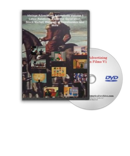 ns Volume 1 DVD - Labor Relations, Electrical Generation, Stock Market, Dangers of Communism and More ()