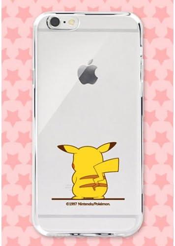 < ポケモン iPhone 8plus ケース カバー > ピカチュウ2 / iPhone8Plus / アイフォン / アイフ