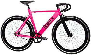 Moma Bikes Bicicleta Fixie Urbana, Fixie MUNICH FUN, Full Alu (Varias Tallas): Amazon.es: Hogar