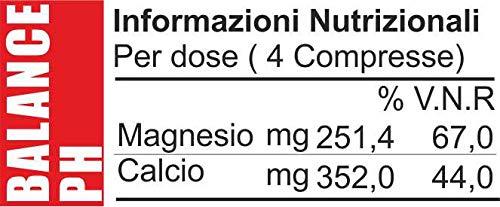 Alcalinizante Calcio magnesio dieta alcalina Vitalidad energética Balance PH Suplemento 3 frascos de 100 comprimidos. La preparación alcalina para la ...
