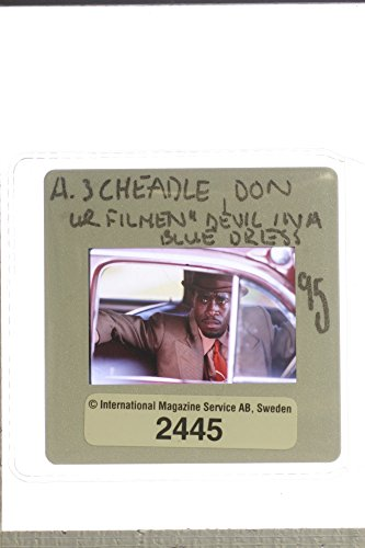Slides photo of Don Cheadle in a scene from Devil in a Blue Dress (1995 film).